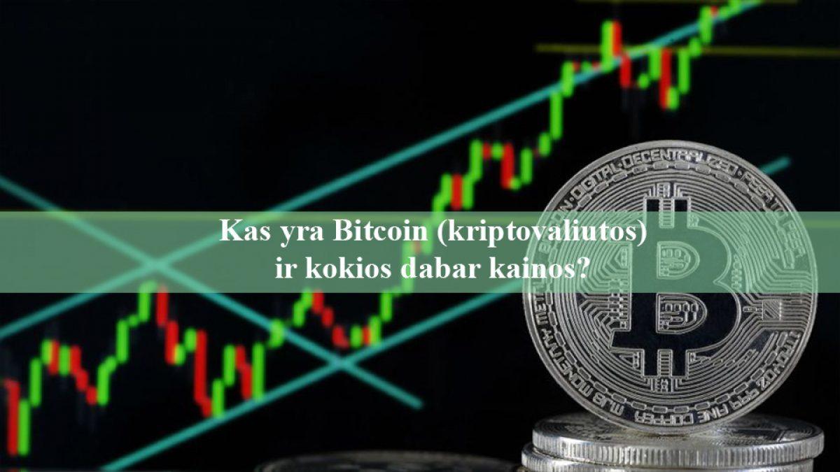 kas yra dabartinis bitcoin valiutos kursas)