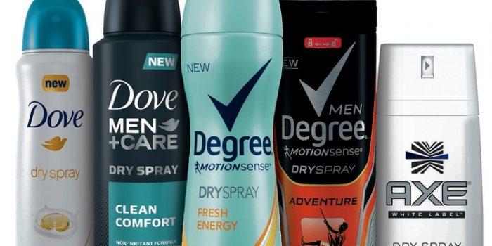Kuo skiriasi dezodorantas nuo antiperspiranto
