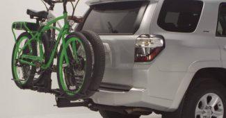 Koks patogiausias būdas gabenti dviratį