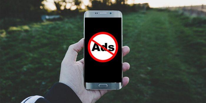 Kaip blokuoti reklamas telefone